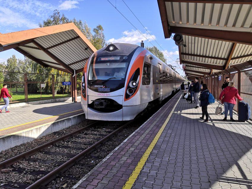 HRCS2-001 in Przemysl