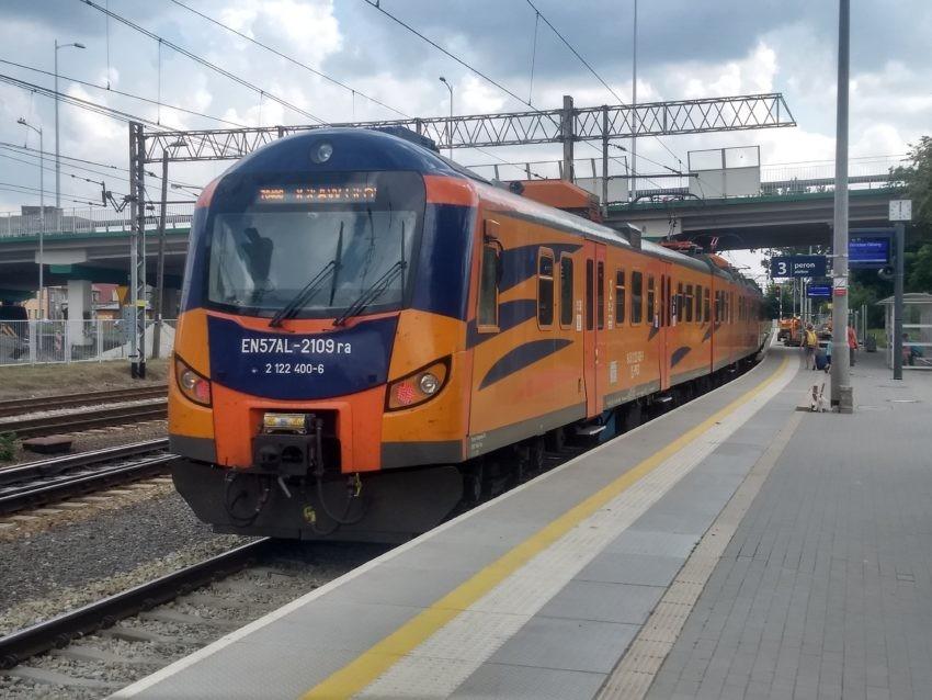 EN57 von Polregio