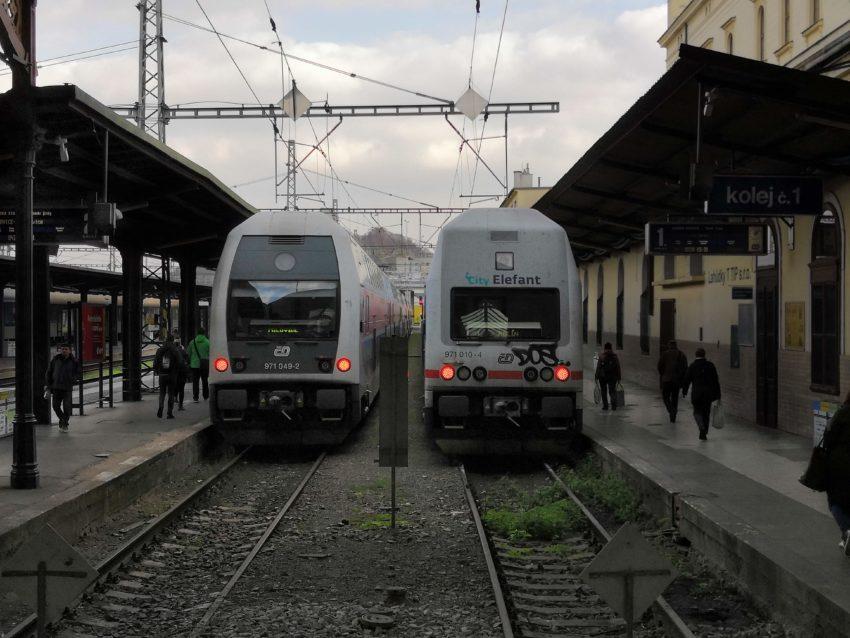 Eisenbahn in Tschechien